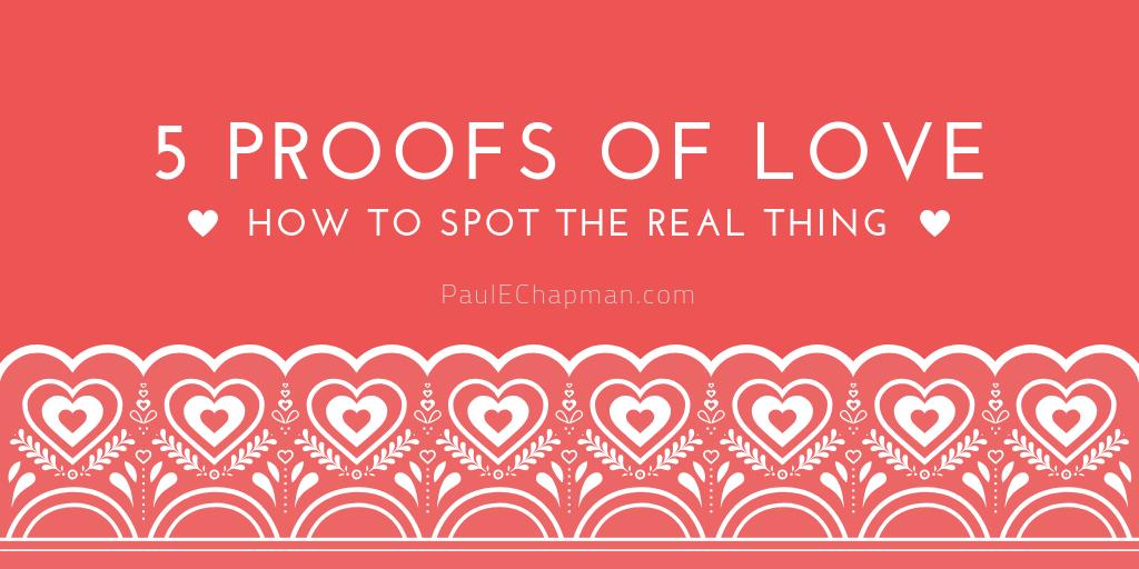 5 Proofs of True Love
