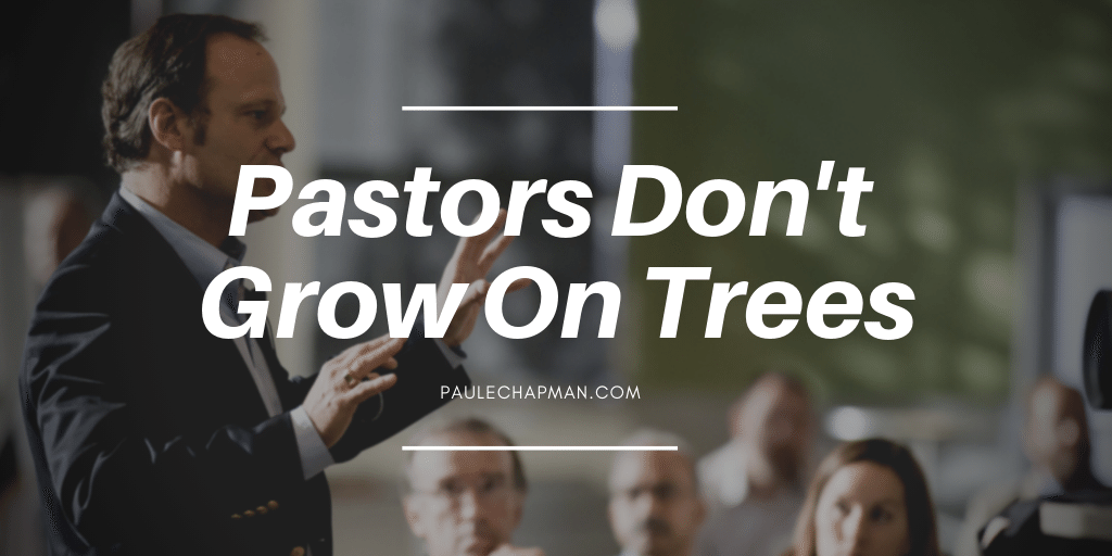 Pastor Search – Pastors Don't Grow On Trees