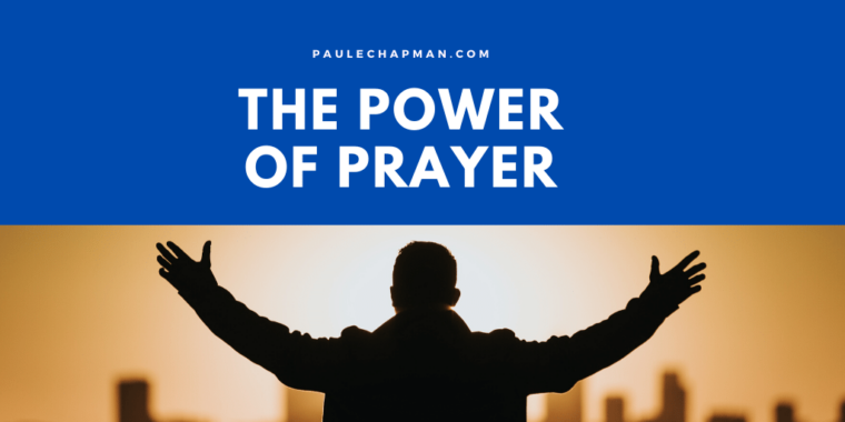 The power of prayer Bible verses