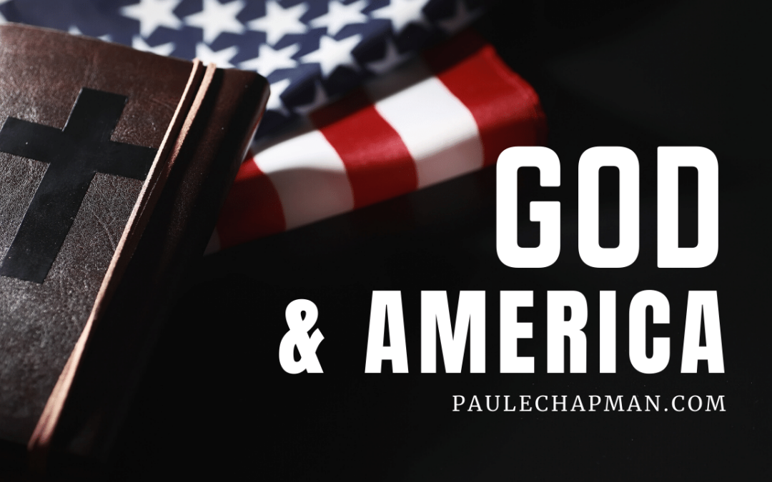 The True History of God & America