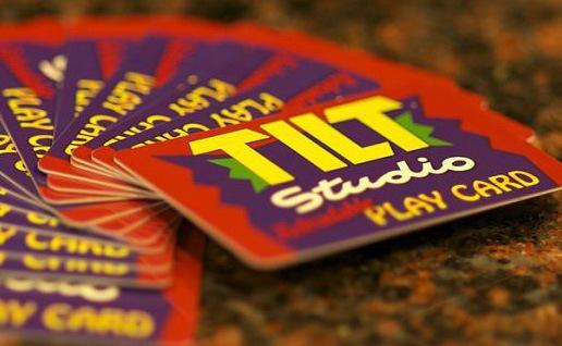 Tilt Studio Gift Card