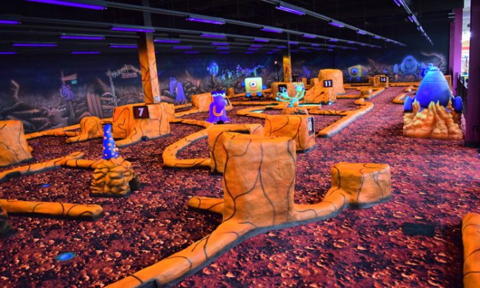 Mori Mini Golf