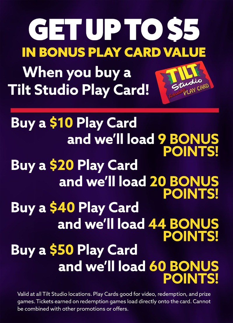 Tilt Studio Voorhees Play Cards