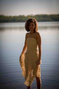 Model in Eden Prairie Minnesota