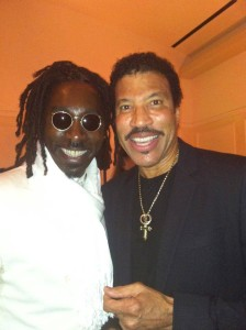 eve with lionel