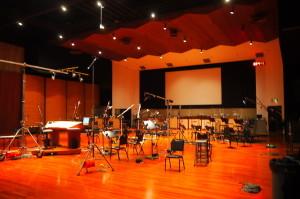recording stage
