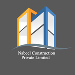 nabeel construction logo