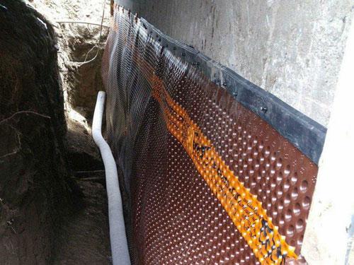 weeping tile installation toronto
