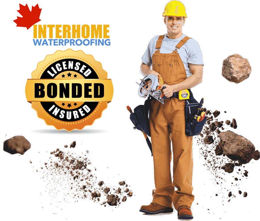 Basement waterproofing ajax