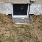 waterproofing basement window