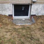 waterproofing basement window