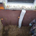 waterproofing window well
