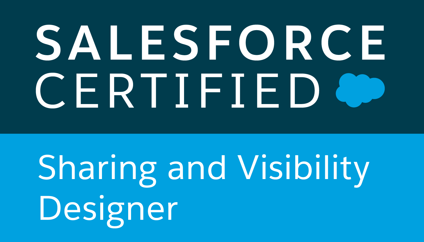 Sharing and Visibility Designer