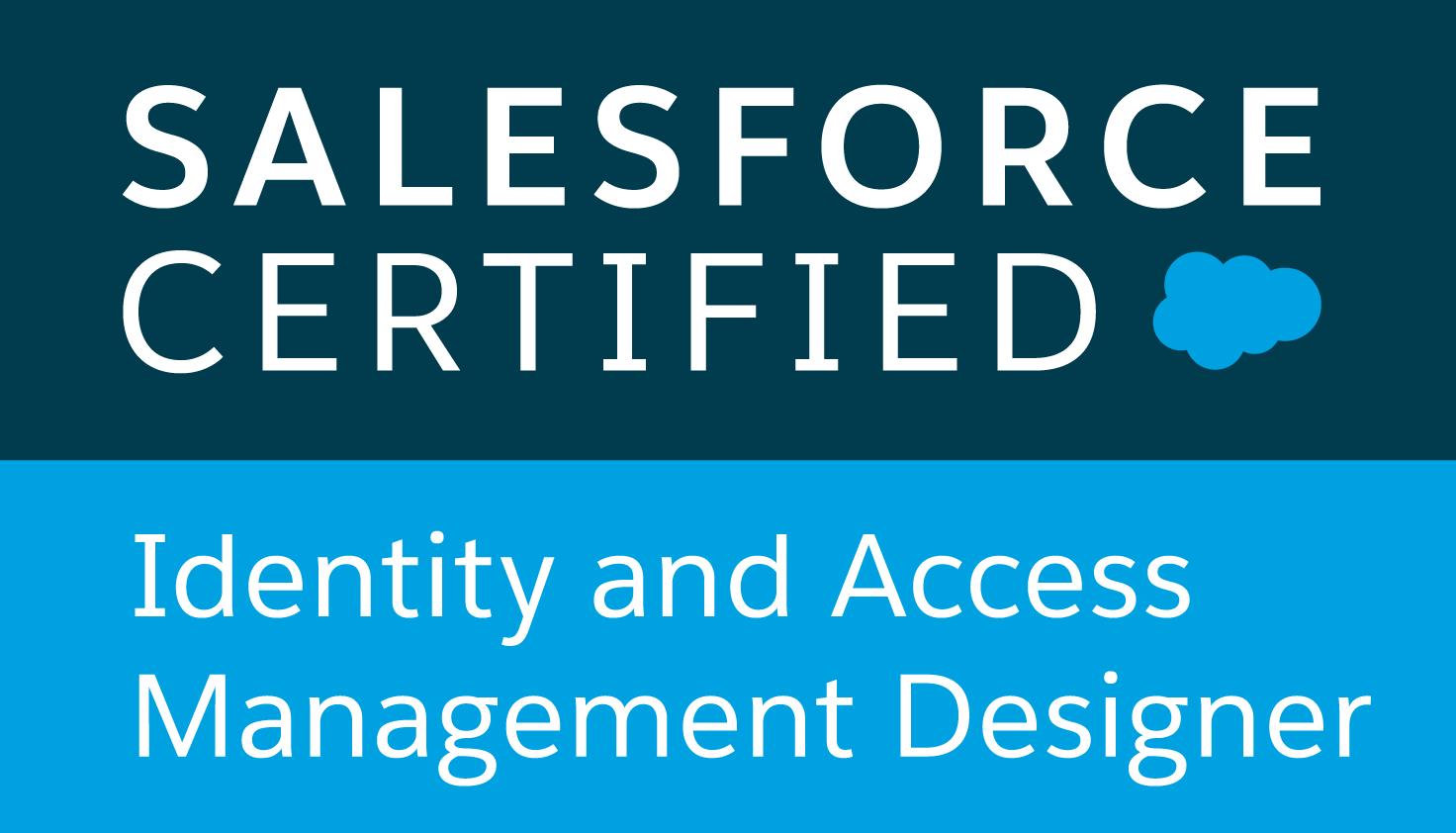 Identity and Access Management Designer