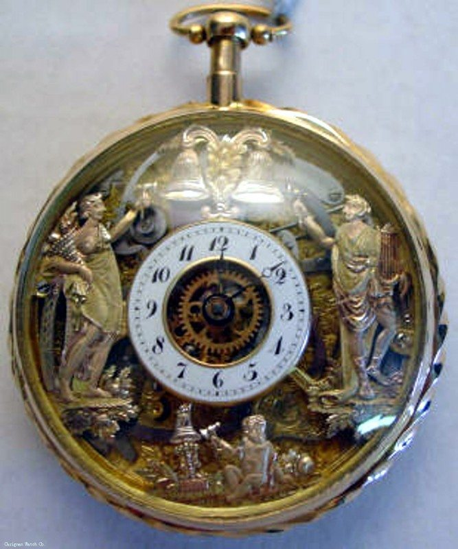 Breguet & Fils French ¼ hour repeater