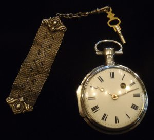 John Kauff Pocket Watch