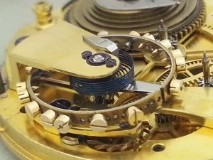 Watch movement Overhauls