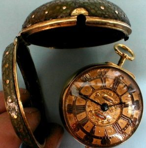 Antique Fusee resoration