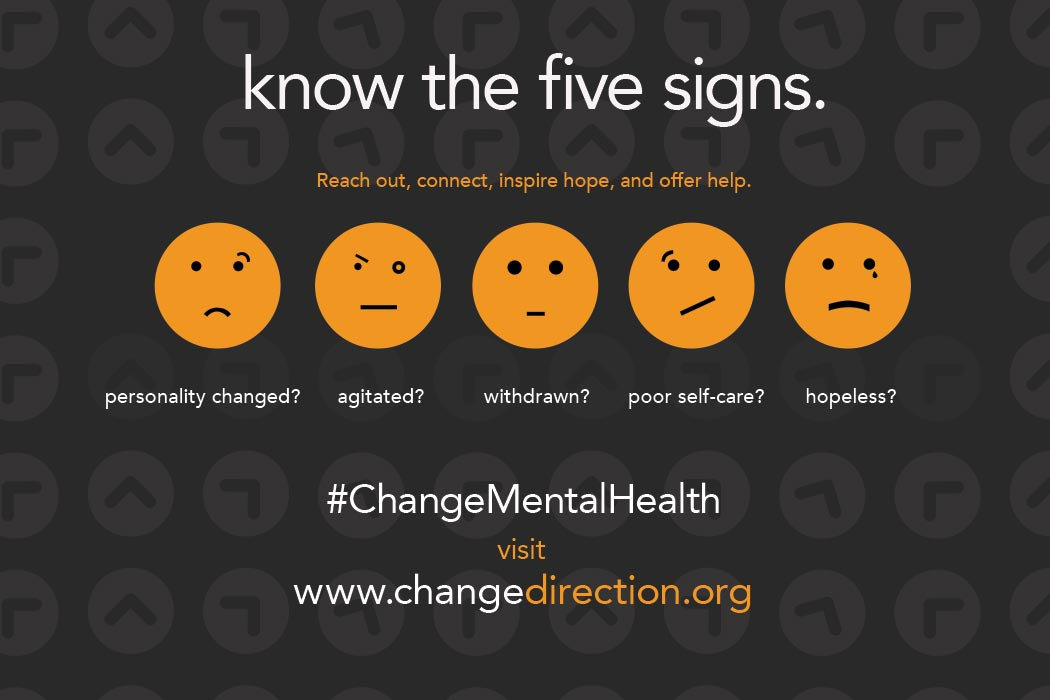 These Five Signs Say: Help!