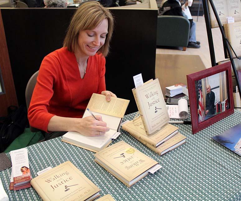 Molli Marti Author