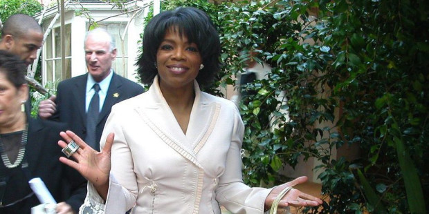God will tell Oprah to run, and Joy Behar will not call her mentally ill when he does