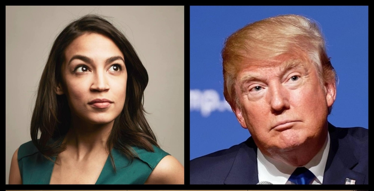 Victory of Ocasio-Cortez may signal where Trump meets his Waterloo