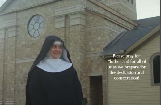 Benedictines of Mary: Watch Some Old-School Monastic Rites, Livestreamed