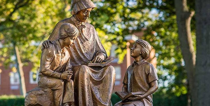 Elizabeth Ann Seton is a saint for our social and familial times