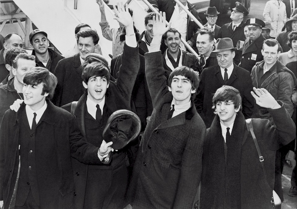 How Beatlemania Touched the Mad Eros of the Cross