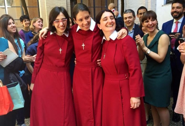 Jesuits to admit women: Who will be the first female Jebbies?