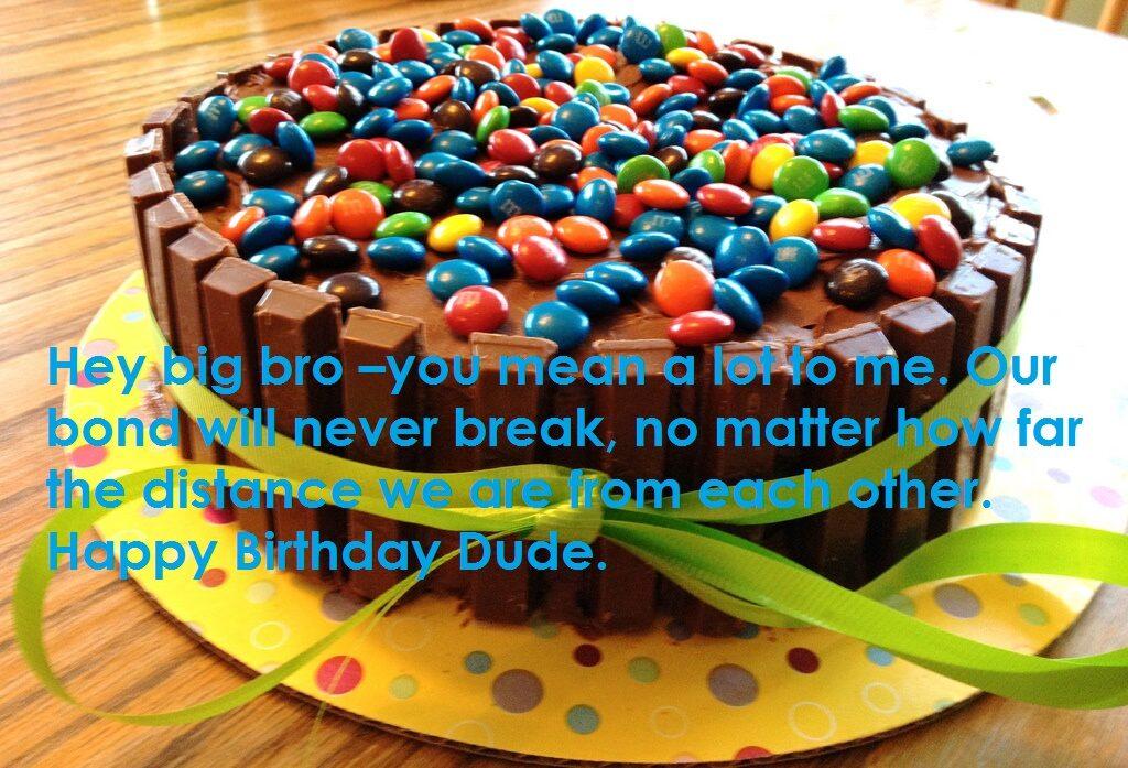Happy Birthday Dude
