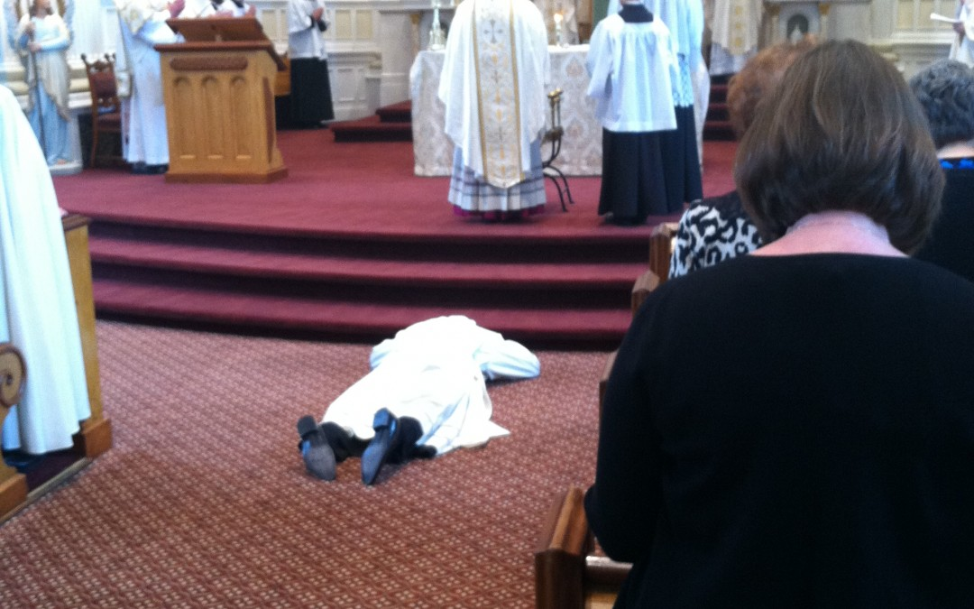 Chris Micale Ordination