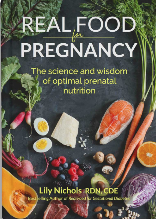 Real Food for Pregnancy