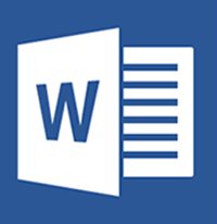 VBA Macro used in the Microsoft Office Word Application