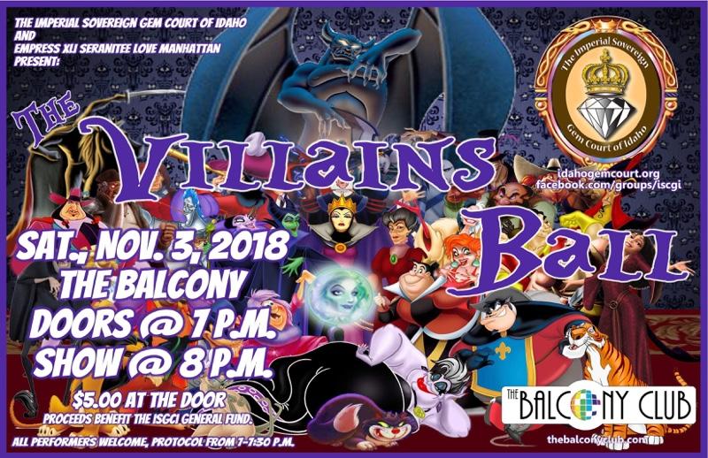 Villains Ball