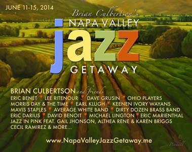 Napa Jazz Getaway - 2104