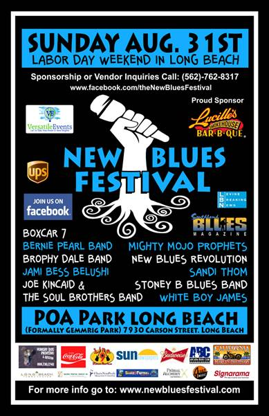 New Blues Festival - 2014