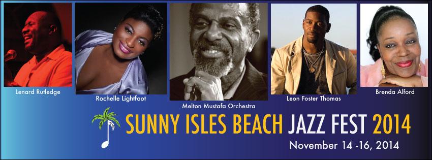sunny isles jazz fest 2014