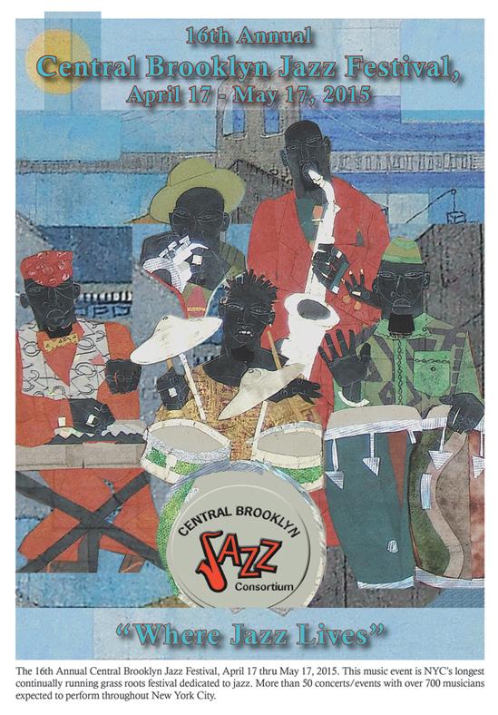 Central Brooklyn Jazz Fest - 2015