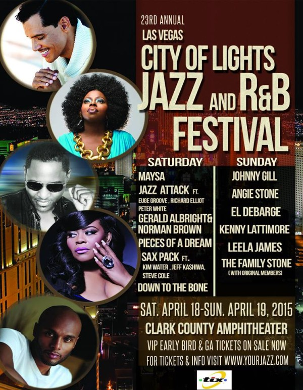 Las Vegas Jazz Festival 2015