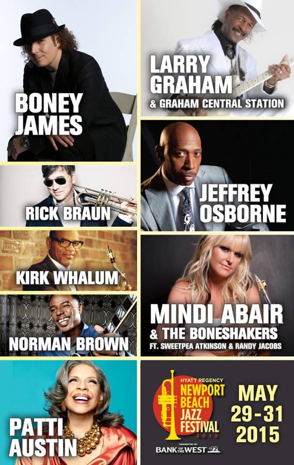 Newport Beach Jazz Festival 2015