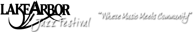 Lake Arbor Jazz logo