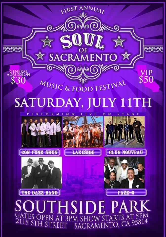 Soul of Sacramento - 2015