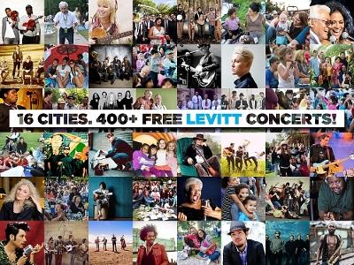 Levitt Concerts