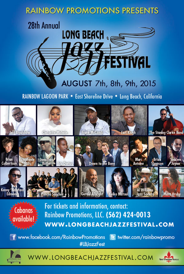 Long Beach Jazz Fest - 2015