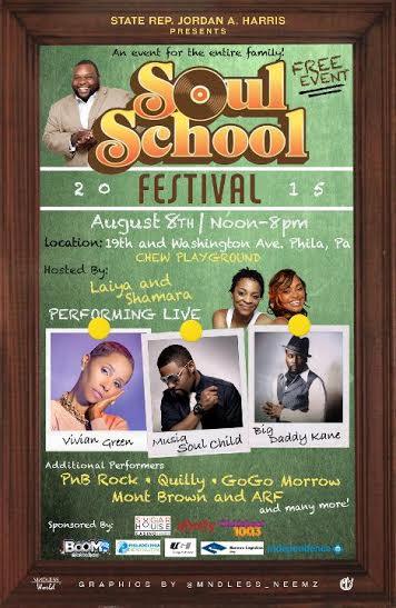 Soul School Festival - 2015
