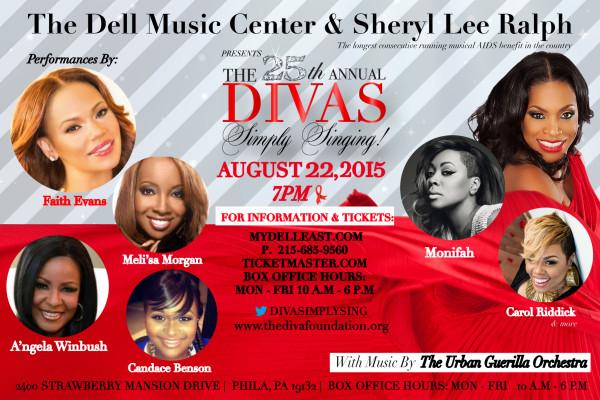 Divas Simply Singing - 2015