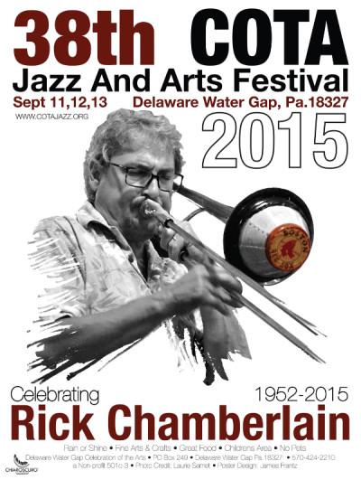 COTA Jazz & Arts Festival - 2015
