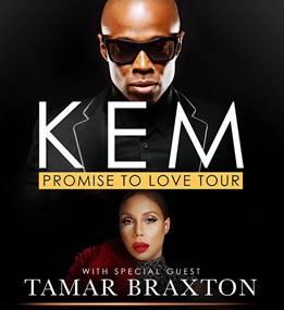 Kem - Promise to love tour 2015