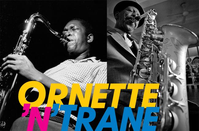 Ornette & Trane